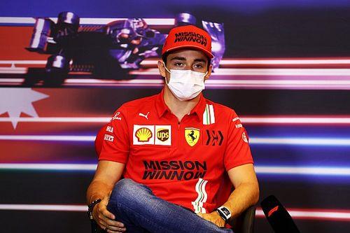 """F1: Leclerc crê que Ferrari está """"de volta à realidade"""" após bom desempenho em Mônaco"""