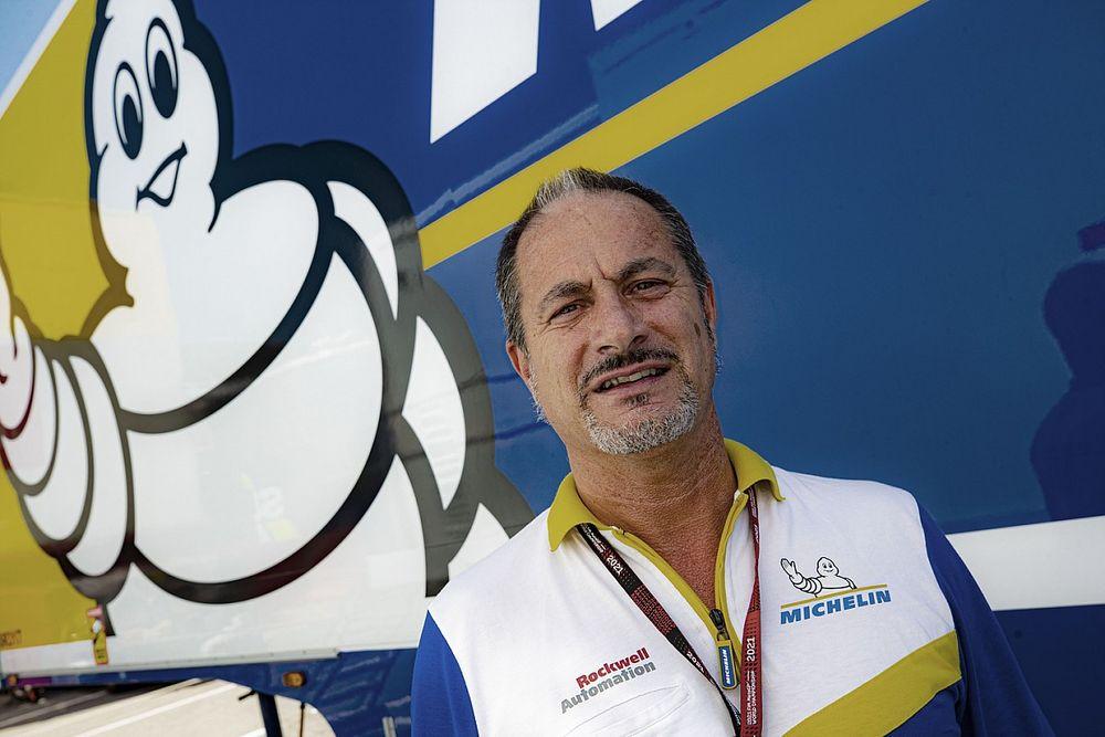 Michelin Takkan Ubah Konstruksi Ban MotoGP