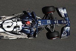 F1アゼルバイジャンGP決勝速報:レッドブルのペレスが移籍後初優勝、角田は自己最高7位フィニッシュ