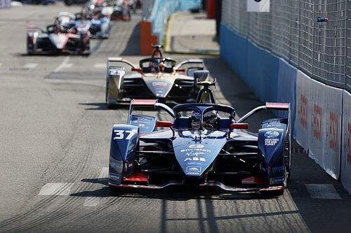 """Cassidy was playing """"chess with no queen"""" in NYC Formula E opener"""