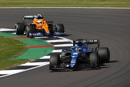 """F1- Alonso: """"Alpine perdeu muito espaço para a McLaren"""""""