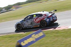 Snetterton BTCC: Ingram gives Hyundai maiden win