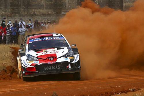 WRC, Safari Rally, PS5: Rovanpera vola in testa