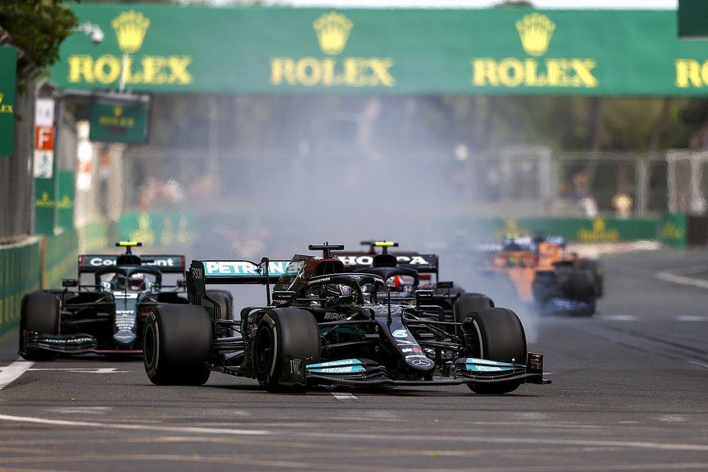 """Wolff: El rendimiento de Mercedes fue """"inaceptable"""""""