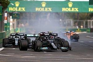 """El rendimiento de Mercedes es """"inaceptable"""", dice Wolff"""