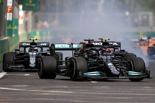 """Wolff: Mercedes form """"unacceptable"""" in F1 title fight"""