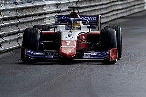 Задержка на пит-стопе лишила Шварцмана подиума в гонке Формулы 2 в Монако