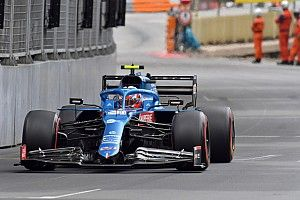 """Après des qualifs """"à la limite"""", Ocon croit aux points à Monaco"""