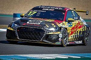 WTCR, Aragón, Libere 2: Audi ancora in vetta con Berthon