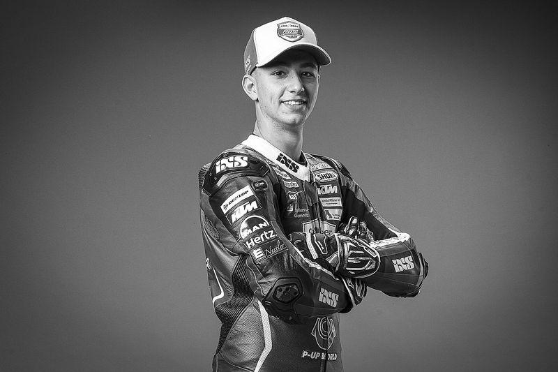 Dupasquier não resiste aos ferimentos de acidente na Moto3 e morre aos 19 anos