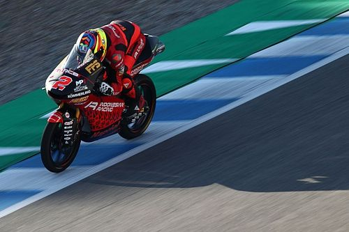 Hasil FP2 Moto3 Prancis: Rodrigo Gemilang, Andi Gilang Naas