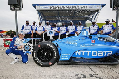 How IndyCars line up for Texas Motor Speedway's first race