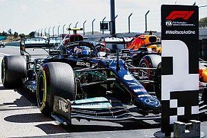 Portuguese GP: Bottas denies Hamilton pole by 0.007s