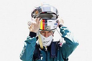 Vettel: ''Son turumdan tamamen mutlu değildim''