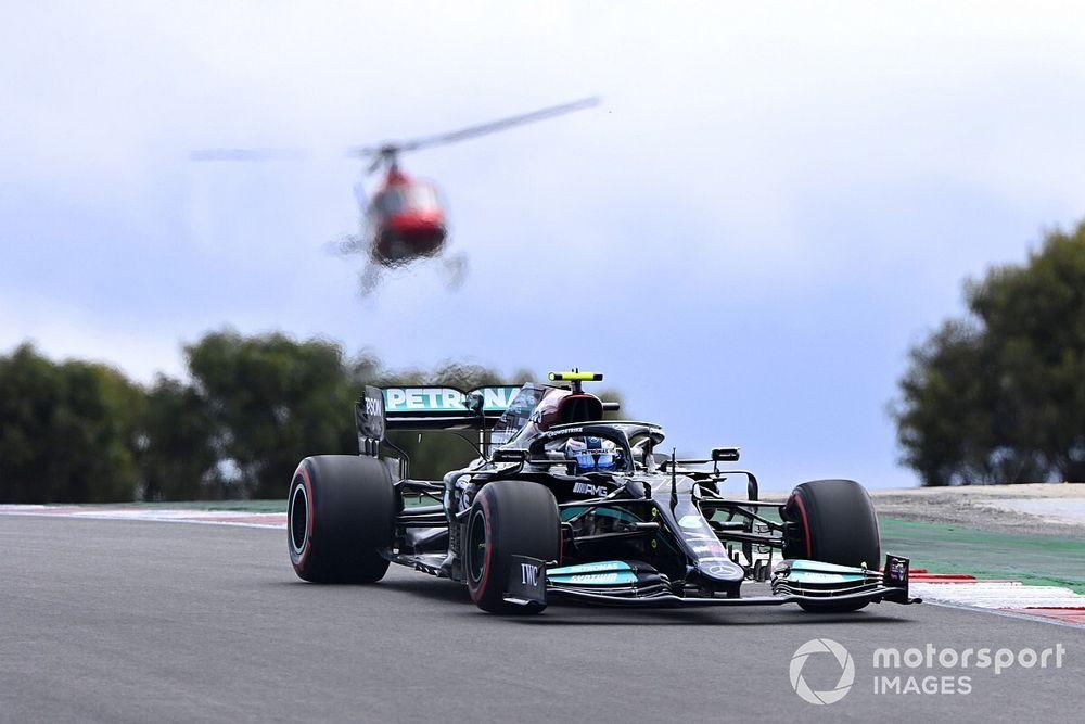 Hasil Kualifikasi F1 GP Portugal: Pole Ke-17 Bottas