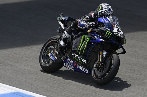 Viñales voor Zarco in warm-up Grand Prix van Spanje