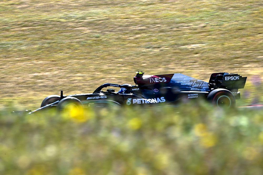 Q4: Acompanhe tudo sobre a pole de Bottas para o GP de Portugal