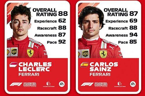 Kijöttek a pilóták értékelései az F1 2021-ben: holtverseny az élen, Bottas a harmadik!