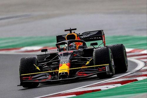 El error casi absurdo de Red Bull con el alerón de Verstappen en Turquía