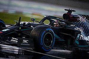 """Hamilton evenaart Schumacher: """"Dit overtreft alles"""""""