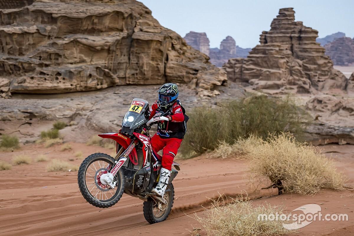 رالي داكار: بينافيديس يحرز الفوز ضمن فئة الدراجات