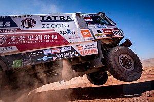 GALERÍA: mejores fotos de la etapa 9 del Dakar 2021