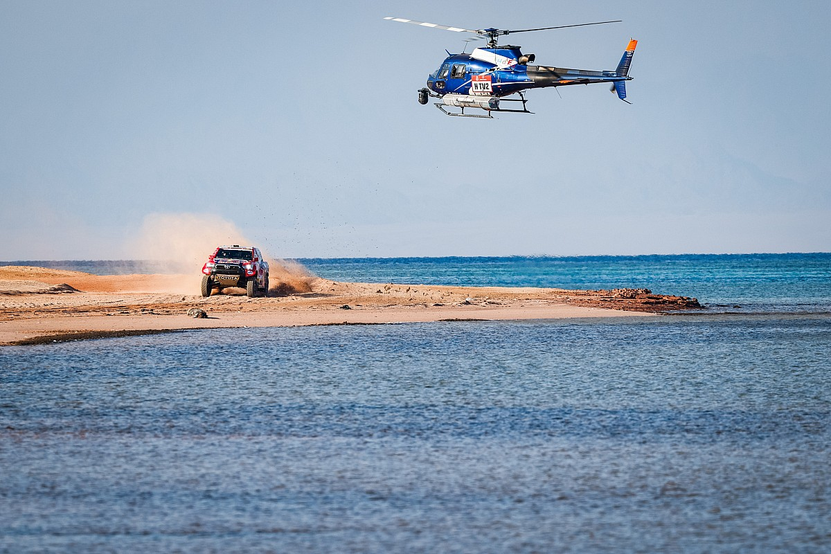 Dakar: Mówią po 11 etapie