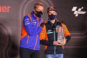 Brad Binder Sesali Performanya di MotoGP 2020