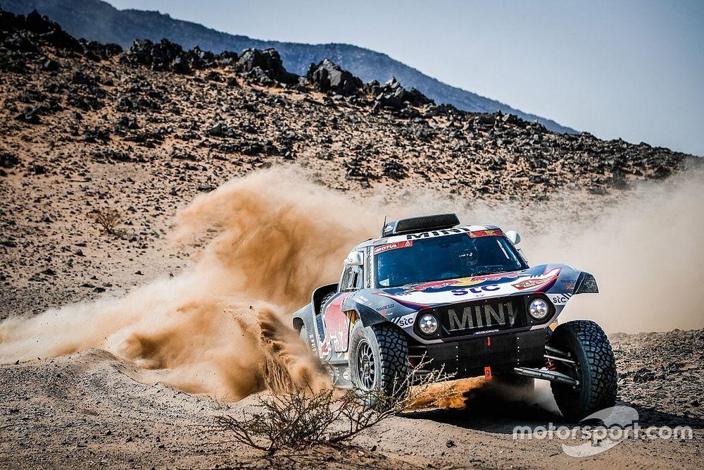 """Peterhansel: High average speed making Dakar """"dangerous"""""""