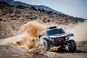 "Peterhansel: High average speed making Dakar ""dangerous"""