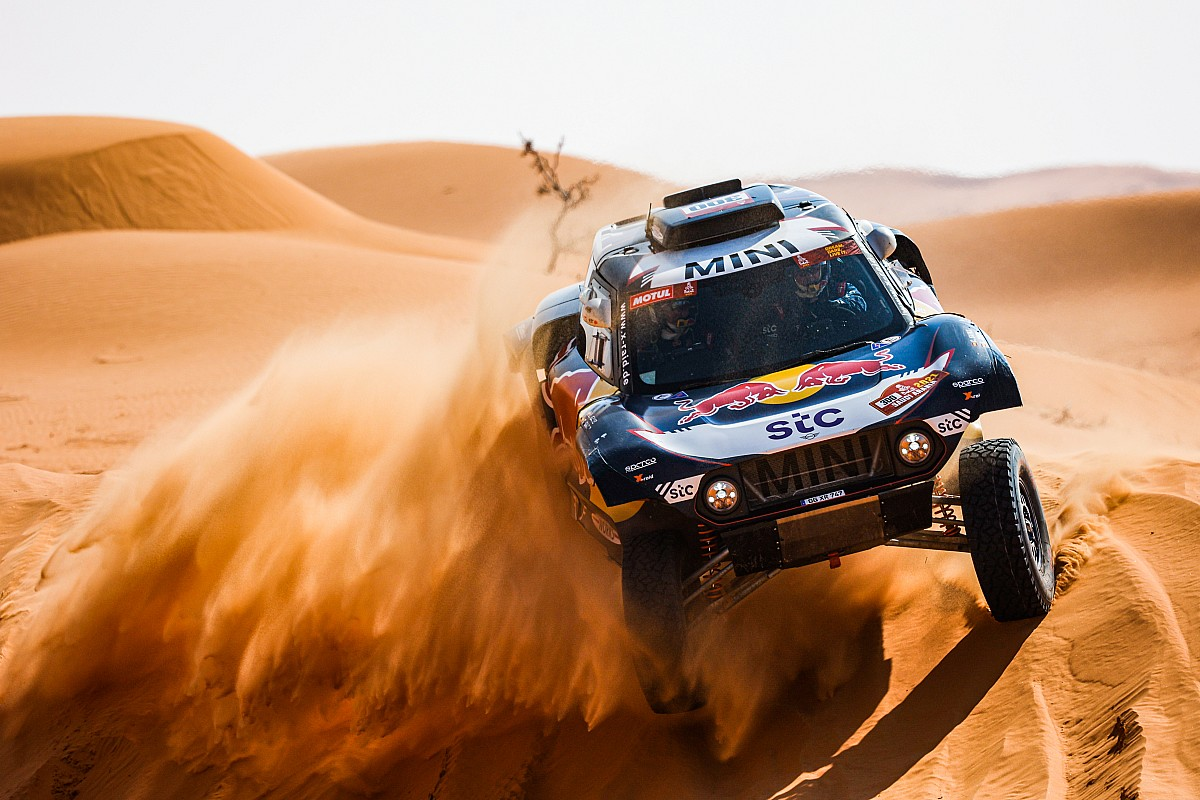 Fotos: la triunfal sexta etapa del Dakar 2021 para los españoles