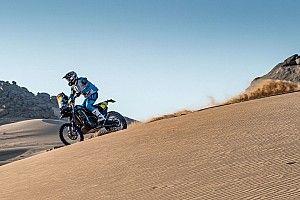 Problemy z paliwem podczas Dakaru?