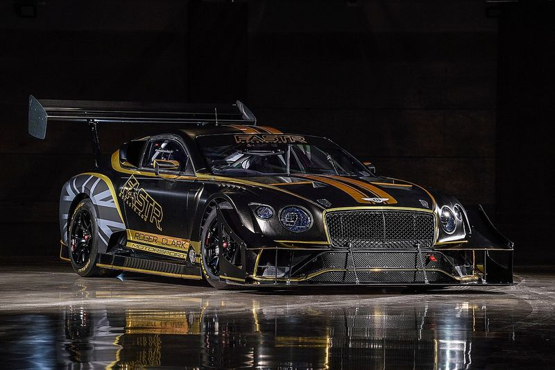 Bentley to contest Pikes Peak with extreme Continental GT3