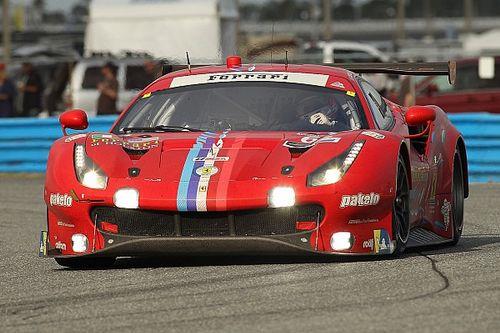Daytona Roar: Ferrari ottiene il 4° posto GTLM, sfortuna in GTD