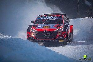 WRC, Rally Arctic, PS6: Neuville sale al terzo posto