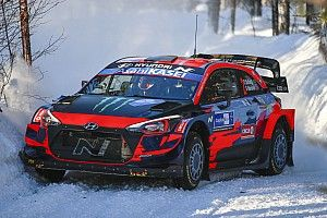 Hyundai to reschedule Solberg WRC outing