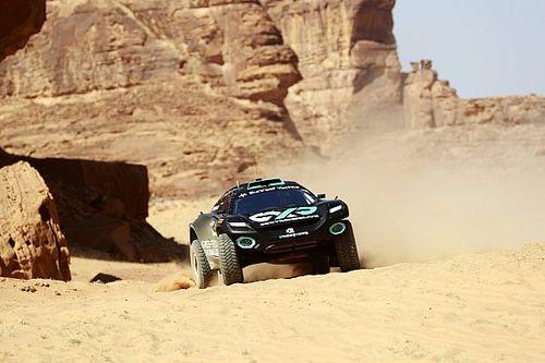 Rosberg X Racing team dominates Extreme E's Saudi opener