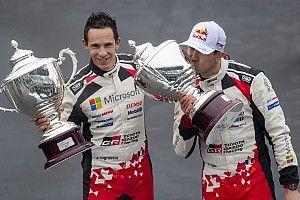 Ogier: Evans Buat Gelar Ketujuh WRC Kurang Berkesan