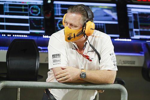 McLaren Optimistis Pangkas Jarak dengan Mercedes