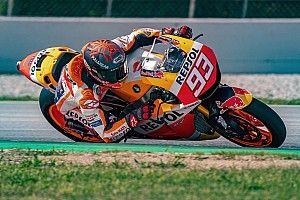 Marquez mist openingsraces MotoGP-seizoen in Qatar