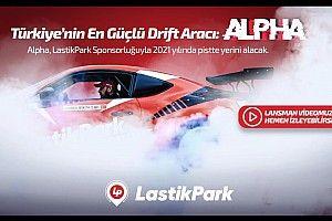 LastikPark, Türkiye'nin En Güçlü Drift Aracının Sponsoru Oldu