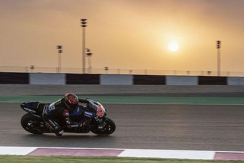 """Quartararo: """"Estoy muy satisfecho con mi ritmo en Qatar"""""""