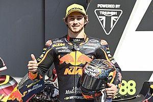 Hasil Kualifikasi Moto2 Spanyol: Gardner Raih Pole Position Pertama Musim Ini