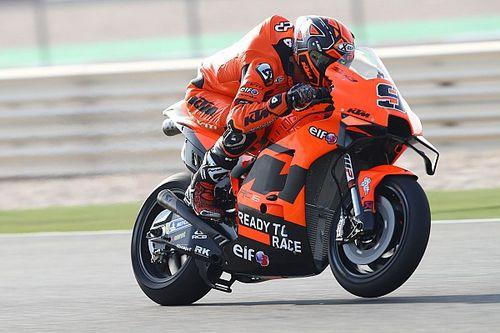Petrucci Ingin Bawa KTM Konsisten Bersaing di Barisan Depan
