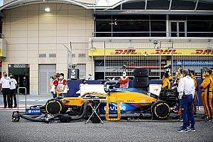 McLaren: Ricciardo sérült autóval lett a 7. Bahreinben