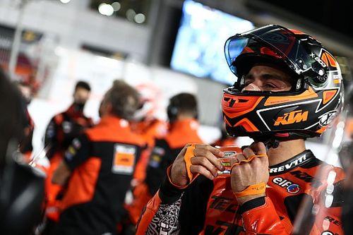 Petrucci Sebut KTM RC16 seperti Motor Moto3