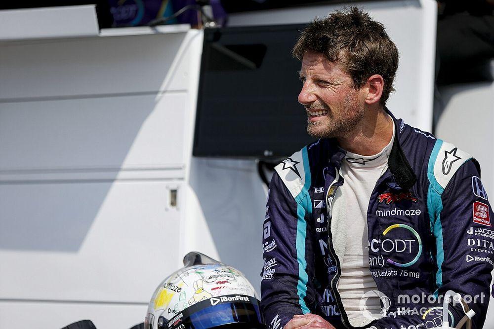 Resmi: Grosjean, Mercedes'le test yapacak