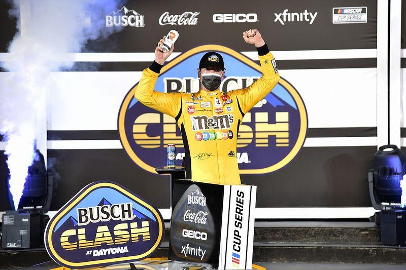 NASCAR to run 2022 pre-season Clash at the LA Coliseum