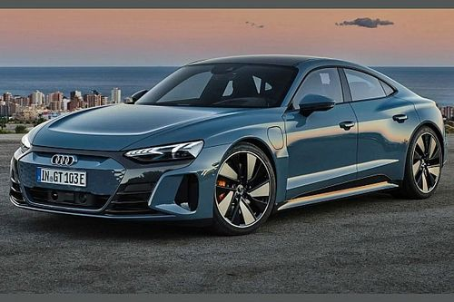 Audi E-Tron GT 2022: Mencoba Menghindar dari Porsche Taycan tapi Sulit