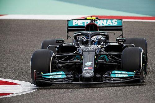 Éledezik a Mercedes: Bottas volt a leggyorsabb a szombati tesztnapon Bahreinben